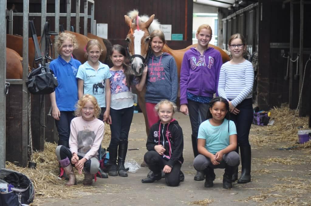 ponykamp Ruitersportcentrum Kraaij 2015