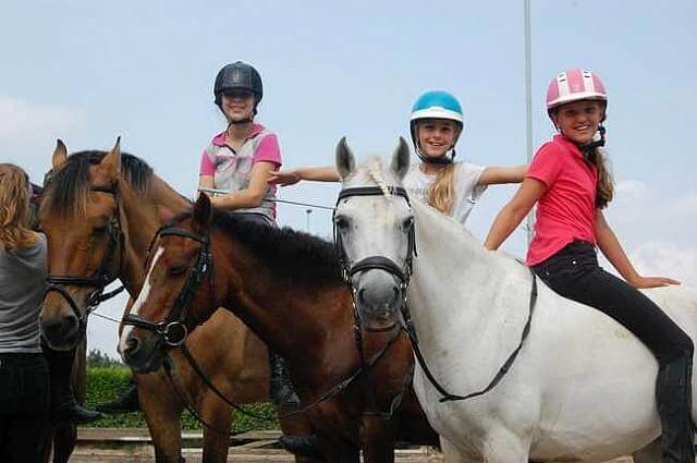 Pony dagkamp in de voorjaarsvakantie
